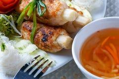 Vietnamees voedsel Stock Afbeeldingen
