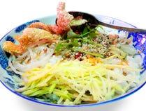 Vietnamees voedsel Stock Foto's