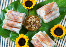 Vietnamees voedsel, bia van BO Stock Fotografie