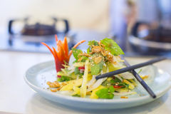 Vietnameese Cuisine Royalty Free Stock Images