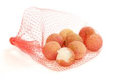 Vietnames fruit litschi Stock Image