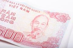 Vietnamese banknotes Royalty Free Stock Photos