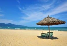 Vietnamese beach Royalty Free Stock Photos