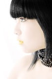 Vietnamese beauty Stock Photo