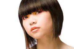 Vietnamese beauty Royalty Free Stock Photos