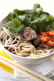 Vietnamese Beef Pho Royalty Free Stock Image