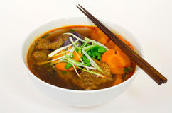 Vietnamese Beef Stew (Bo Kho) Stock Photos