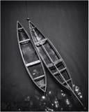 Vietnamese boten Royalty-vrije Stock Fotografie