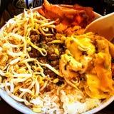 Vietnamese Breakfast Bowl Stock Photo