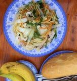 Vietnamese breakfast Stock Image