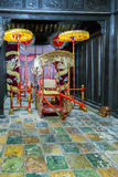Vietnamese buddha old temple. Stock Photography