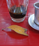 Vietnamese coffee Stock Photography