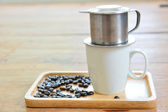 Vietnamese coffee Stock Image