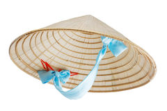 Vietnamese conical hat Stock Images