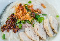 Vietnamese cuisine Stock Image
