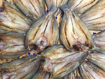 The Vietnamese cuisine: seafood - dried fish. Vietnamese cuisine: seafood - dried fish stock photos