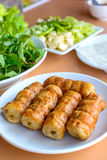 Vietnamese culture food Royalty Free Stock Image