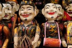 Vietnamese dolls Stock Image