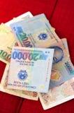 Vietnamese dong Stock Photo