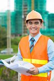 Vietnamese engineer Royalty Free Stock Photo