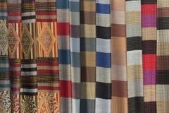 Vietnamese ethnic scarfs Royalty Free Stock Image