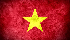 Vietnamese Flag Royalty Free Stock Image