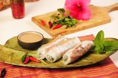 Vietnamese food Stock Photos