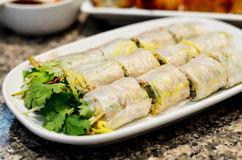Vietnamese Food Royalty Free Stock Images