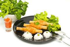 Vietnamese food Stock Photo