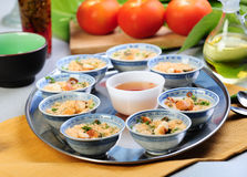 Vietnamese food Stock Images