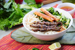 Vietnamese Food Royalty Free Stock Photos