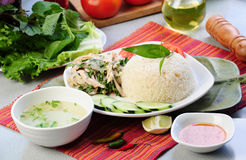 Vietnamese Food Stock Image
