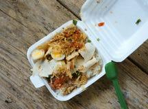 Vietnamese food, breakfast, fast meal Royalty Free Stock Image