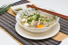 Vietnamese food Stock Image