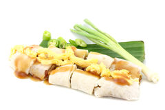 Vietnamese Food , Salad roll , Fresh Spring Roll Royalty Free Stock Images
