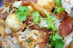 Vietnamese food, savory xoi Stock Photos