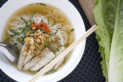 Vietnamese food style Royalty Free Stock Photography