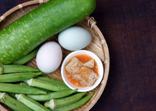 Vietnamese food, vegetarian, diet menu Stock Photo