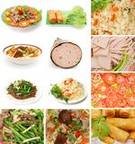 Vietnamese foods Stock Photo