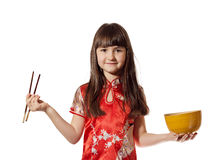 Vietnamese girl Royalty Free Stock Photo