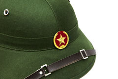 Vietnamese hat with strap Royalty Free Stock Photo