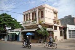 Vietnamese house Royalty Free Stock Photo