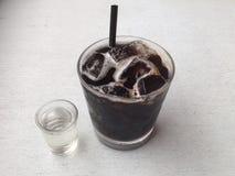 Vietnamese iced coffee Stock Photography