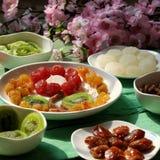 Vietnamese jam for Vietnam Tet holiday Royalty Free Stock Photos