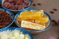 Vietnamese jams for lunar new year. Jams for lunar new year Stock Photography