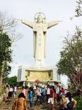 Vietnamese Jesus Stock Afbeelding