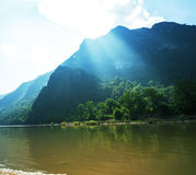 Vietnamese landscapes Stock Photos