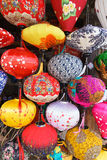 Vietnamese lantaarns royalty-vrije stock foto's