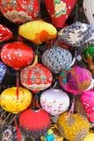 Vietnamese lanterns Royalty Free Stock Photos
