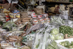 Vietnamese Market - Royalty Free Stock Photos